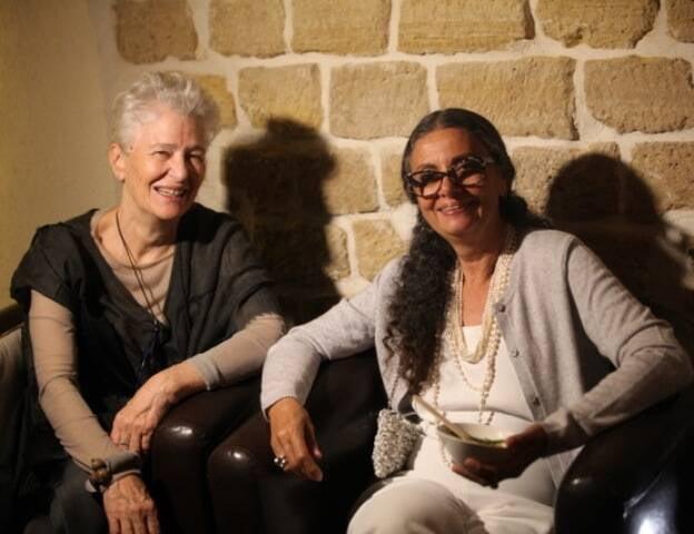 Heloísa Cocco e Sandra Marques