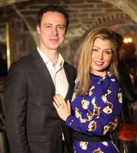 Marina Guiberti e Emilio Tenca