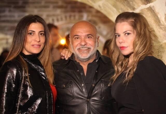 Paula Moula, Paulo Pereira e Zaida Brígido