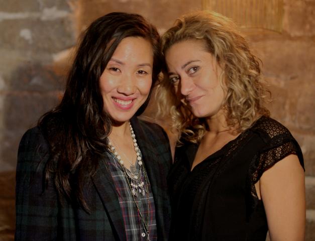 Sophie Trem e Alessandra Bondie