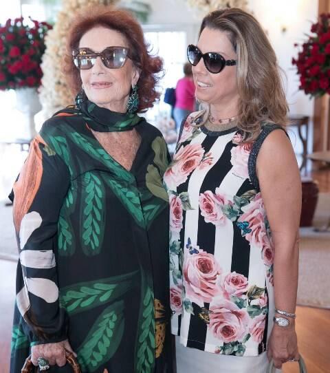 Eliana Moura e Tânia Pereira