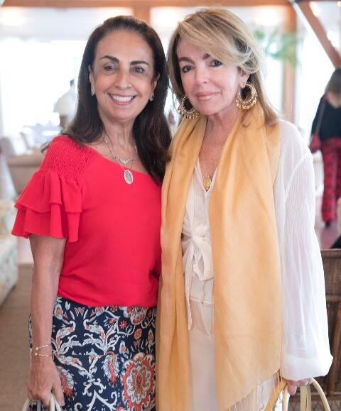 Tânia Carvalho e Sônia Simonsen