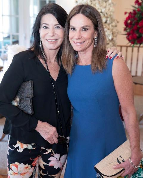 Teresa Quattrone e Gabriela Matarazzo