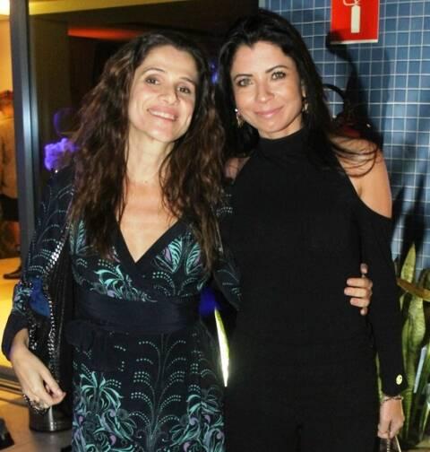 Ingrid Guimarães e Anna Lima