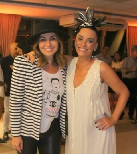 Giovanna Antonelli e Suzana Pires