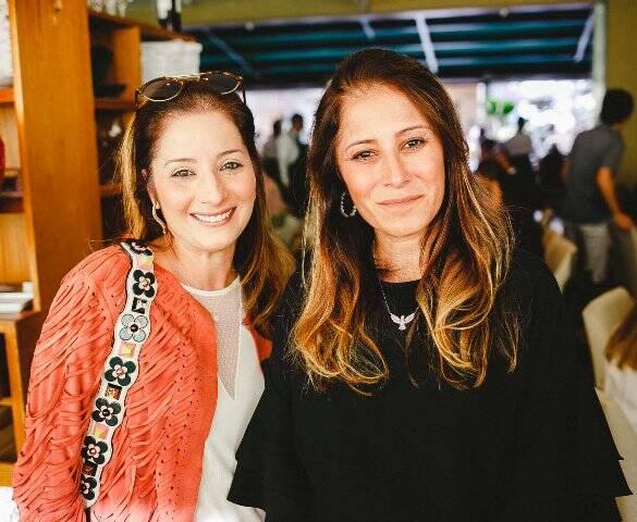 Camille e Larissa Ajuz