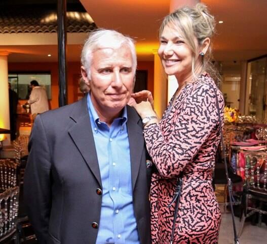 Fafa Fragoso Pires e Marcia Müller
