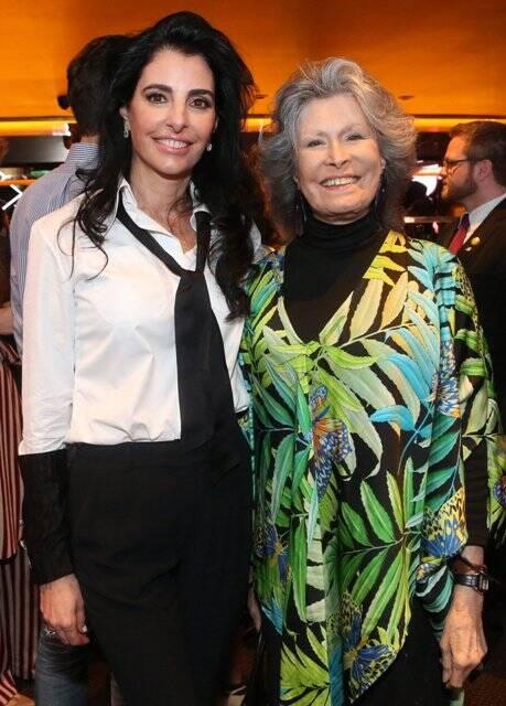 Antônia Frering e Gisella Amaral