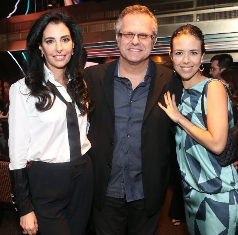 Antonia Frering, Leonardo Franco e Maria Griffith