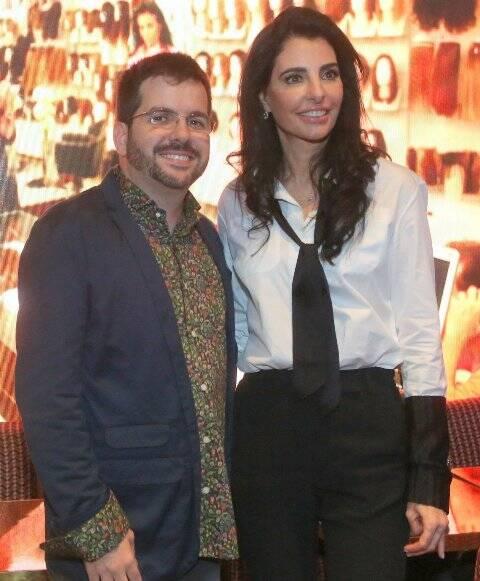 Valmir Moratelli e Antonia Frering