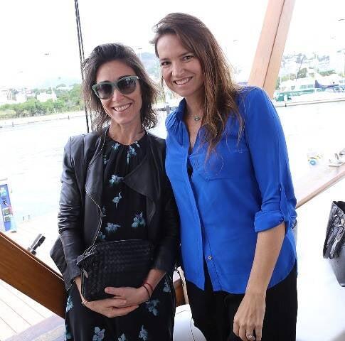 Gabriela Moraes e Brenda Valansi