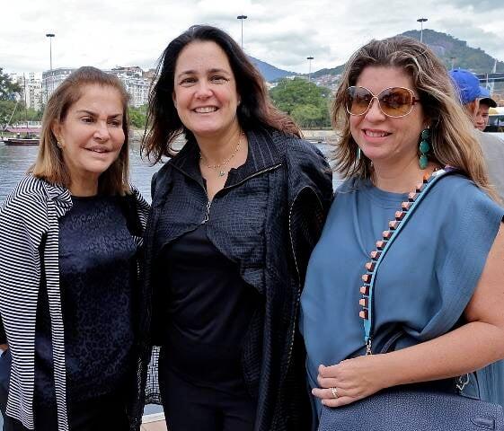 Ana Dale, Gabriela Lobato Marins e Bubu Monteiro e Carvalho