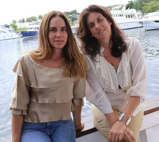 Ana Stewart e Gabriela Toledo