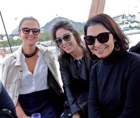 Rahnine Pessoa, Gabriela Moraes e Bel Augusta