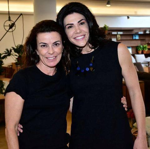 Claudia Santos e Maura Bittencourt