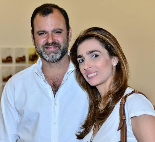 Erick e Anne Figueira de Mello