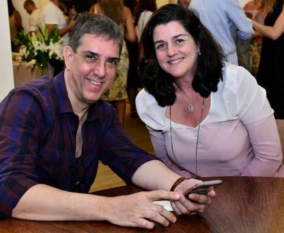 Bernando Schor e Maritza de Orleans e Bragança