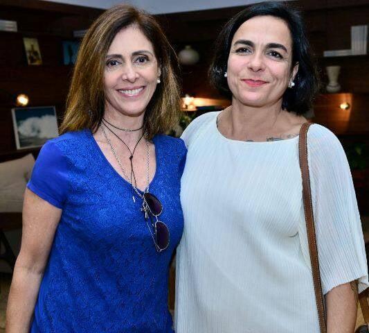 Eliane Fiuza e Bel Vasconcelos