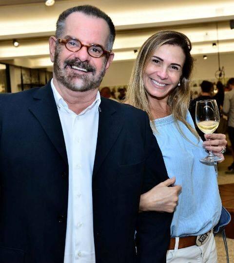 Eduardo Machado e Cristina Marto