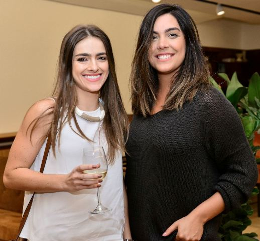 Danielle Freitas e Bianca Favale
