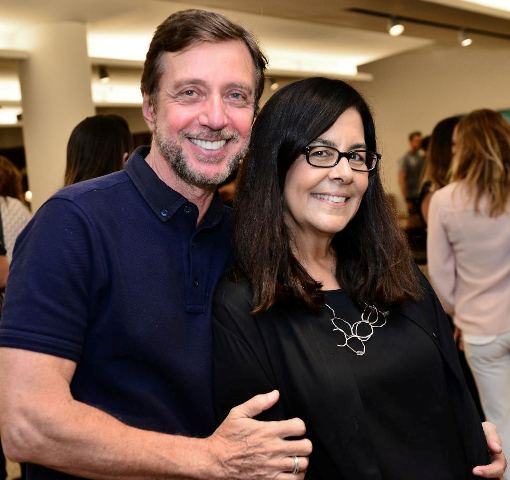 Nando Grabowsky e Lia Siqueira