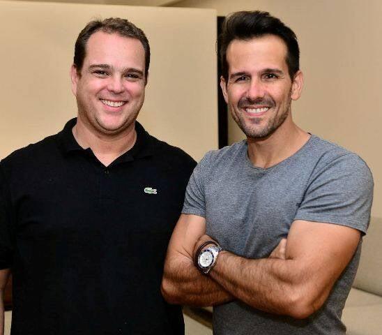Hélio Szalay e Bruno Carvalho