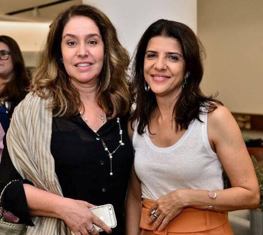 Anna Malta e Cristina Bezamat
