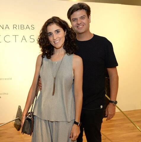 Ana Carolina e Hugo Godinho