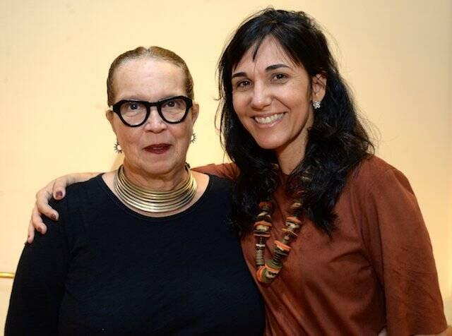 Beth Nabuco e Kamila Barroso