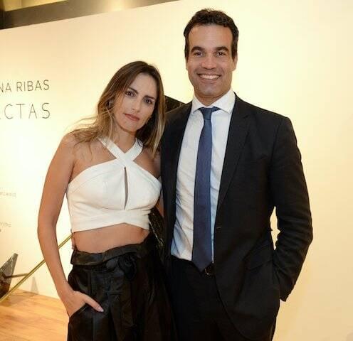 Marina Riba e Michel  Assef