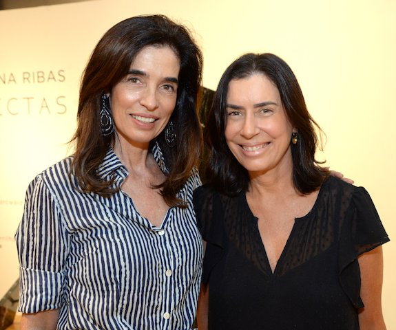 Rosane Nachbar e Mônica Velloso