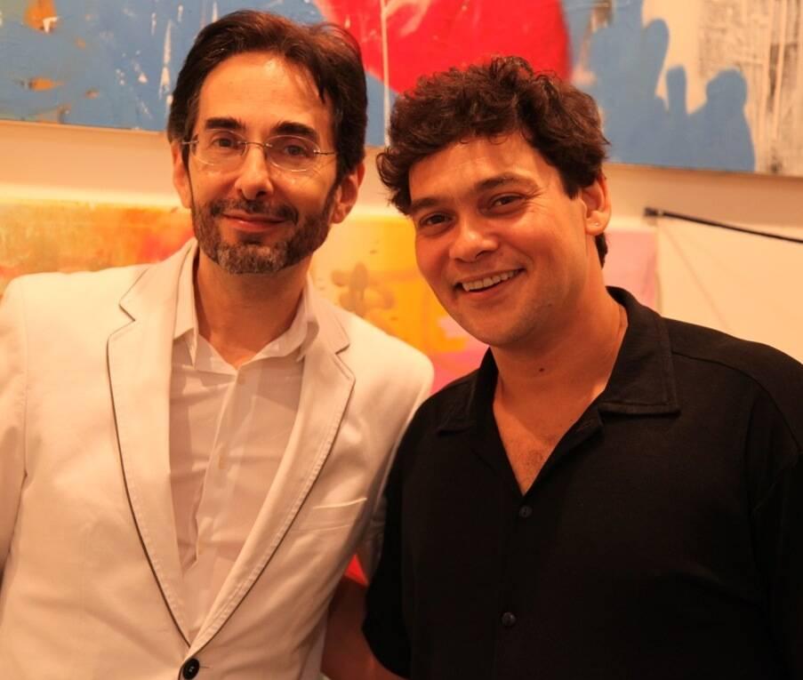 Alexandre Murucci e Cláudio Gabriel