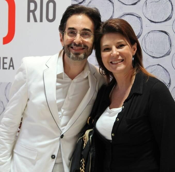 Alexandre Murucci e Paula Neder
