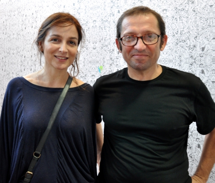 Alessandra Vaghi e Manuel Novello