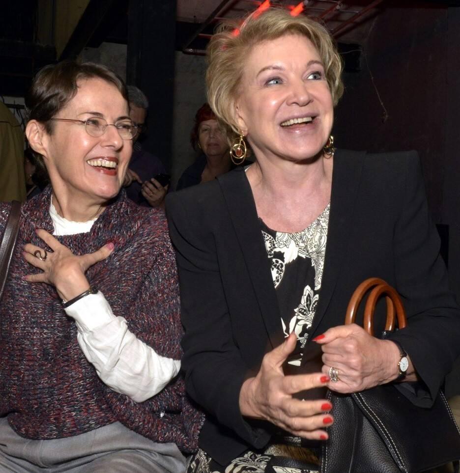 Ana de Hollanda e Marta Suplicy /Foto: Cristina Granato