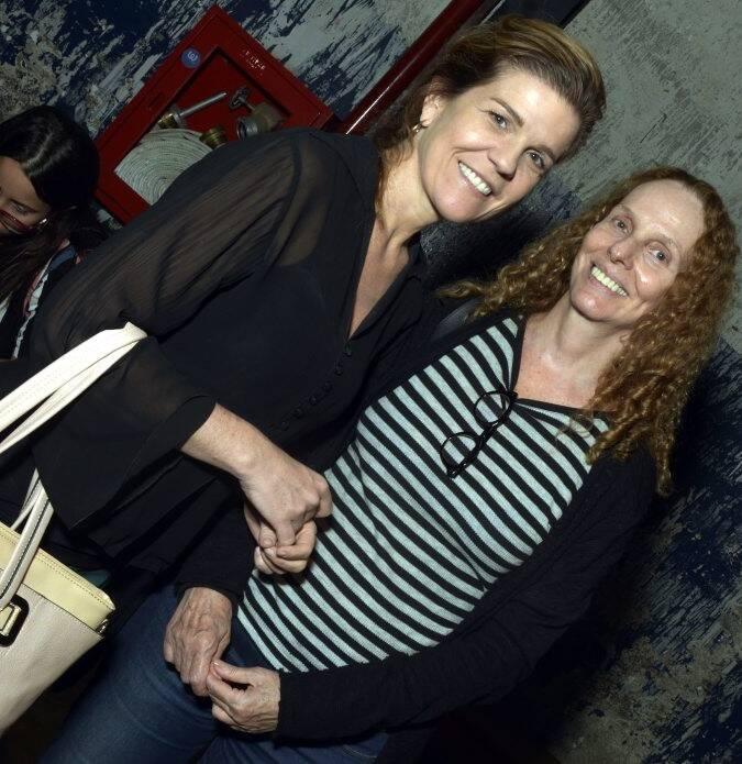 Luiza Thiré  e Eva Dóris /Foto: Cristina Granato