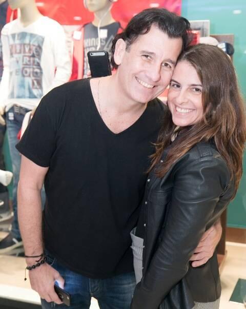 Alexandre Hockensmith e Renata Martins