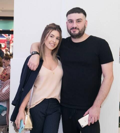 Anna Clara Serpa e Igor Fidalgo