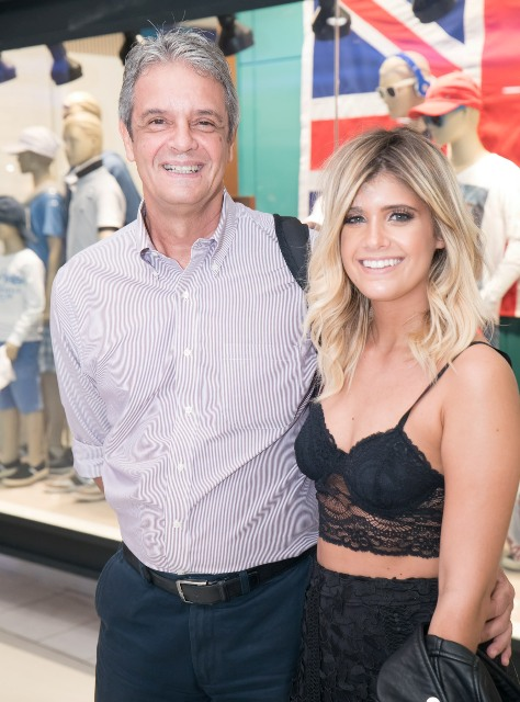 João Menescau e Marina Pumar