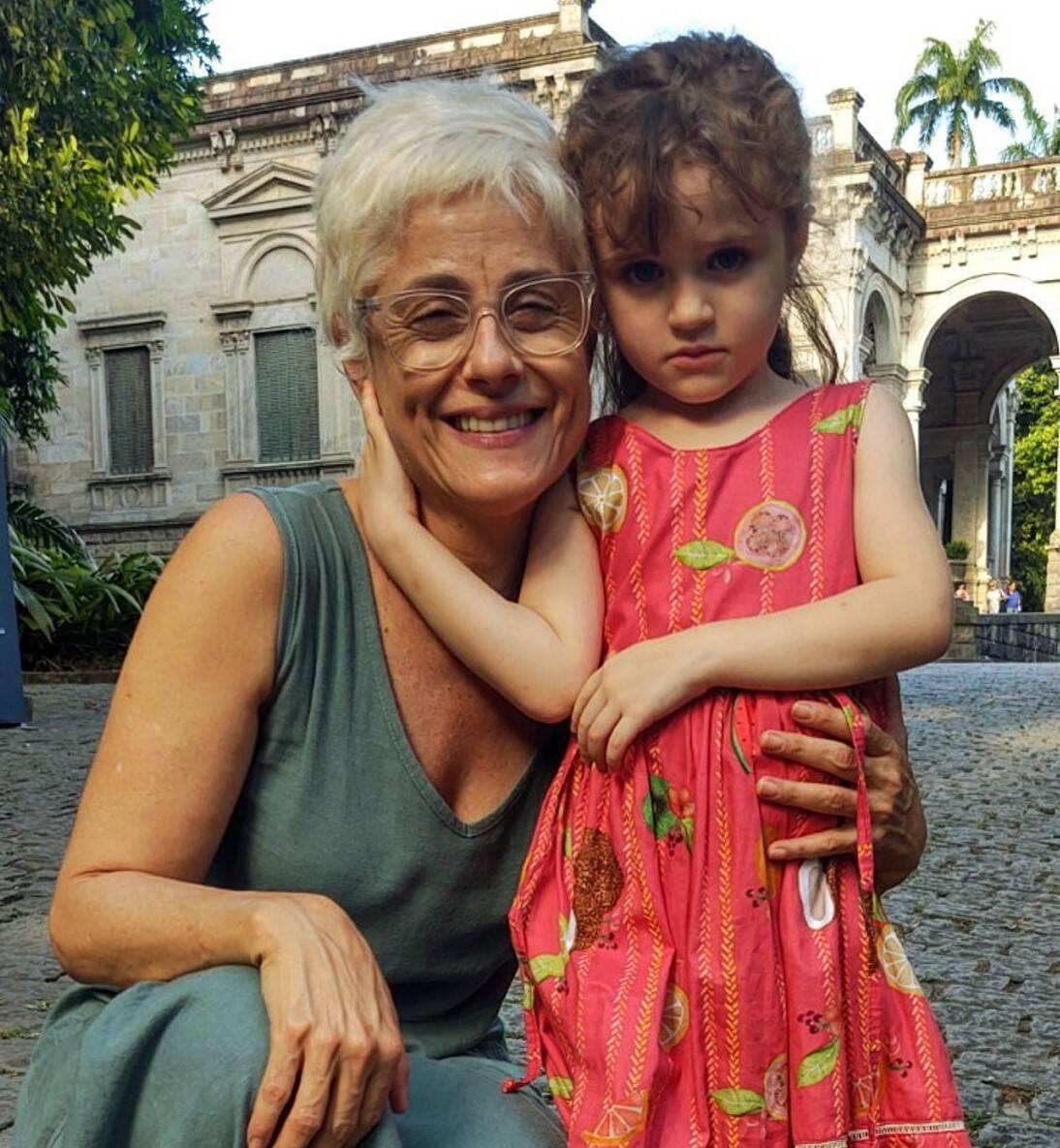 Soraya Ravenle e Teresa Isnard Bernat /Foto: Cristina Granato