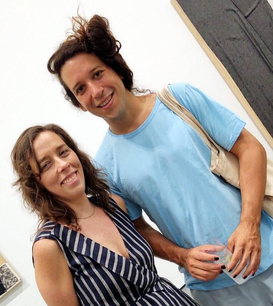 Isabel Diegues e Ruda /Foto: Cristina Granato