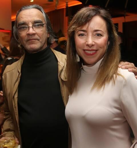 Frederico Carvalho e Martha Castilho