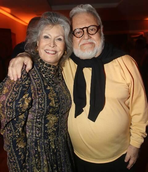 Gisella e Ricardo Amaral