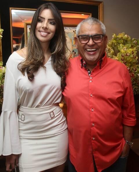 Janie Jatahy e Jayder Soares