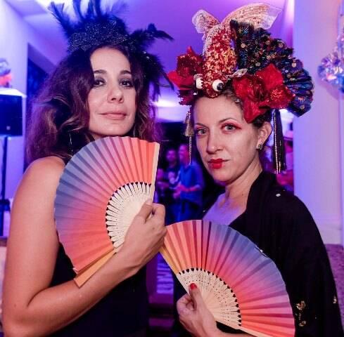 Bia Rosa e Lina Miranda