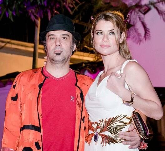 Mauro Lima e Alinne de Moraes