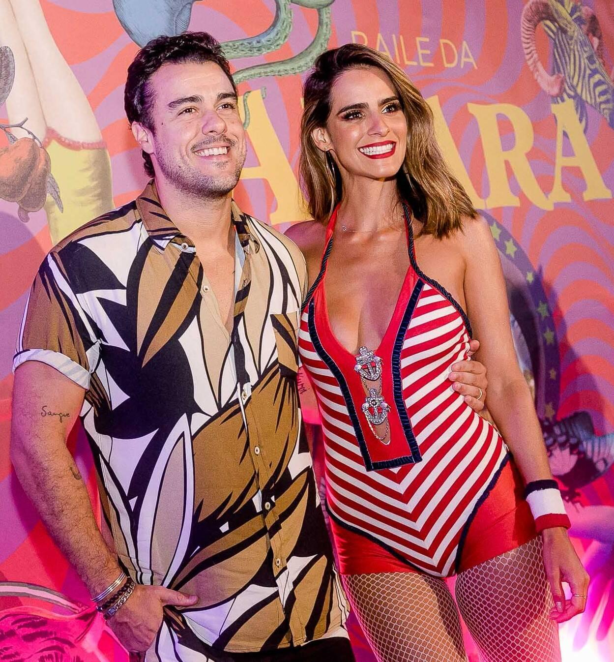 Joaquim Lopes e Marcela Fogaça /Foto: Bruno Ryfer