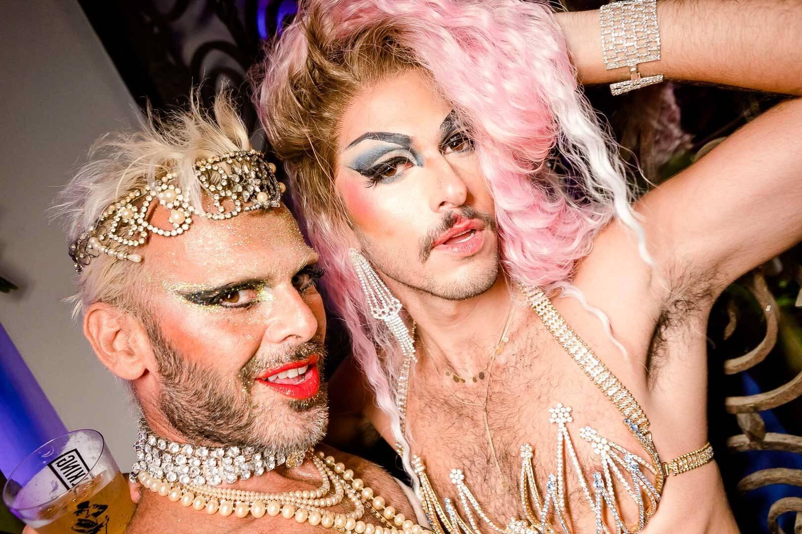 Orlando Avila e Patrick Doering /Foto: Bruno Ryfer