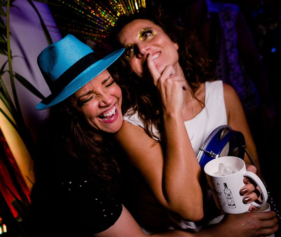 Ana Carolina e Chiara Civello /Foto: Bruno Ryfer