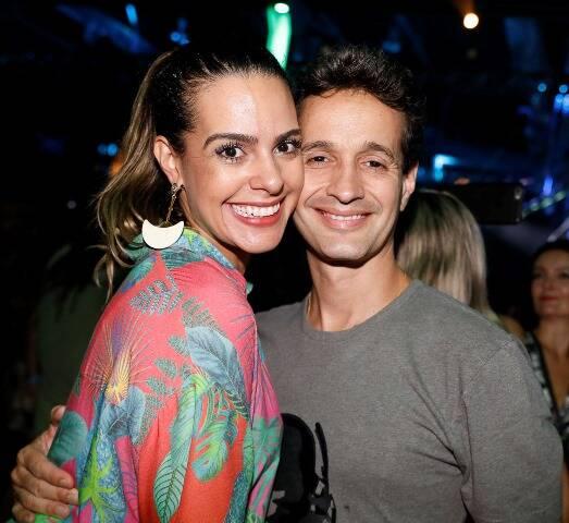 Livia Rossi e Rodolfo Medina